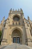 καθεδρικός ναός εθνικός Στοκ Εικόνες