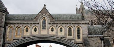 Καθεδρικός ναός εκκλησιών Χριστού, Δουβλίνο Στοκ Φωτογραφίες
