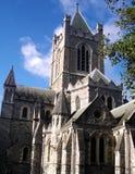 Καθεδρικός ναός εκκλησιών Χριστού στο Δουβλίνο, Ιρλανδία Στοκ Εικόνες