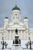 καθεδρικός ναός Ελσίνκι & Στοκ Εικόνα