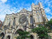καθεδρικός ναός θείος John nyc στοκ φωτογραφία με δικαίωμα ελεύθερης χρήσης