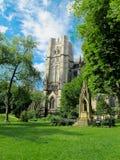 καθεδρικός ναός θείος John nyc στοκ εικόνες με δικαίωμα ελεύθερης χρήσης