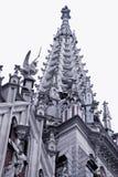 καθεδρικός ναός καθολικός Στοκ εικόνα με δικαίωμα ελεύθερης χρήσης