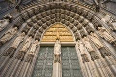 καθεδρικός ναός Κολωνία Στοκ Φωτογραφία