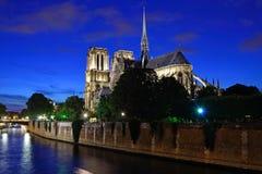 καθεδρικός ναός κυρία Γαλλία notre Παρίσι Στοκ εικόνες με δικαίωμα ελεύθερης χρήσης