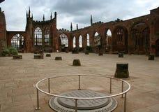 καθεδρικός ναός Κόβεντρ&upsilo Στοκ εικόνες με δικαίωμα ελεύθερης χρήσης