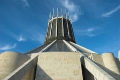 καθεδρικός ναός Λίβερπουλ στοκ φωτογραφία