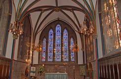 καθεδρικός ναός Λίβερπο&u Στοκ φωτογραφία με δικαίωμα ελεύθερης χρήσης