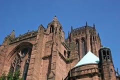 καθεδρικός ναός Λίβερπο&u Στοκ Εικόνες