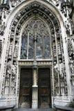 καθεδρικός ναός Λωζάνη Στοκ Εικόνες