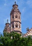 Καθεδρικός ναός, Μάιντς Στοκ φωτογραφία με δικαίωμα ελεύθερης χρήσης