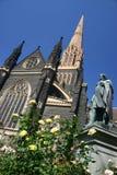καθεδρικός ναός Μελβούρ&n Στοκ Φωτογραφίες