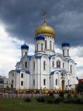 καθεδρικός ναός ορθόδοξ&o Στοκ φωτογραφίες με δικαίωμα ελεύθερης χρήσης