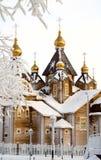 καθεδρικός ναός ορθόδοξ&o Στοκ Εικόνες