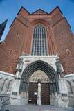 καθεδρικός ναός Ουψάλα Στοκ Φωτογραφία