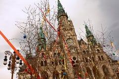 Καθεδρικός ναός Πάσχας Στοκ φωτογραφία με δικαίωμα ελεύθερης χρήσης