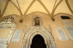 καθεδρικός ναός Παλέρμο Στοκ εικόνα με δικαίωμα ελεύθερης χρήσης