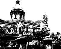 καθεδρικός ναός Παλέρμο ελεύθερη απεικόνιση δικαιώματος