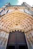 καθεδρικός ναός Πορτογαλία batalha στοκ φωτογραφίες