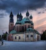 καθεδρικός ναός Πόζναν Στοκ εικόνα με δικαίωμα ελεύθερης χρήσης