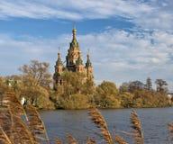 καθεδρικός ναός ρωσικά Στοκ Εικόνες