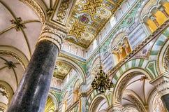 Καθεδρικός ναός Σάντα Μαρία Annunziata σε Altamura Στοκ φωτογραφία με δικαίωμα ελεύθερης χρήσης