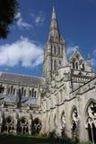 καθεδρικός ναός Σαλίσμπερυ στοκ φωτογραφίες