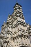καθεδρικός ναός Σαλίσμπ&epsil στοκ φωτογραφία