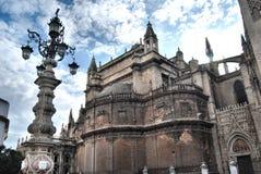 καθεδρικός ναός Σεβίλλη Στοκ εικόνα με δικαίωμα ελεύθερης χρήσης