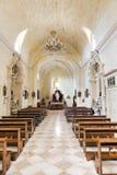 Καθεδρικός ναός στο sassari στη Σαρδηνία Στοκ Εικόνες
