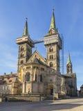Καθεδρικός ναός της Βαμβέργης, Βαυαρία, Γερμανία στοκ φωτογραφίες