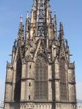 καθεδρικός ναός της Βαρκελώνης Στοκ Εικόνες