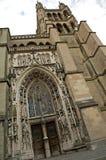 Καθεδρικός ναός της Λωζάνης Στοκ φωτογραφία με δικαίωμα ελεύθερης χρήσης