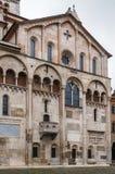 Καθεδρικός ναός της Μοντένας, Ιταλία Στοκ Εικόνες