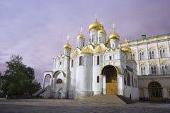 Καθεδρικός ναός της Μόσχας Κρεμλίνο Στοκ φωτογραφίες με δικαίωμα ελεύθερης χρήσης