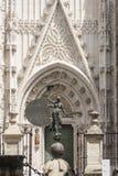 Καθεδρικός ναός της Σεβίλλης Στοκ φωτογραφίες με δικαίωμα ελεύθερης χρήσης