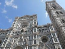 Καθεδρικός ναός της Φλωρεντίας στοκ φωτογραφίες με δικαίωμα ελεύθερης χρήσης