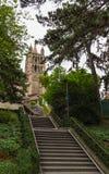 Καθεδρικός ναός της Notre Dame, Λωζάνη Στοκ Εικόνες