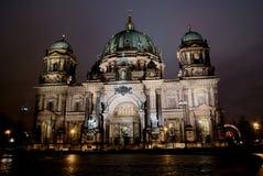 Καθεδρικός ναός του Βερολίνου Στοκ εικόνα με δικαίωμα ελεύθερης χρήσης