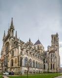 Καθεδρικός ναός του Λάον, Γαλλία Στοκ φωτογραφία με δικαίωμα ελεύθερης χρήσης