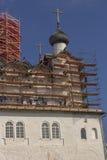 Καθεδρικός ναός του μοναστηριού Solovetsky Στοκ Φωτογραφίες