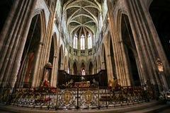 καθεδρικός ναός του Μπο&rh Στοκ εικόνα με δικαίωμα ελεύθερης χρήσης
