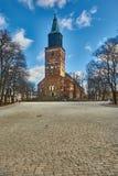 Καθεδρικός ναός του Τουρκού Στοκ Φωτογραφία