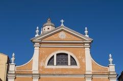 Καθεδρικός ναός του Ajaccio, Ajaccio, Κορσική, Corse-du-sud, νότια Κορσική, Γαλλία, Ευρώπη Στοκ Φωτογραφία