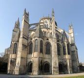 καθεδρικός ναός του Bourges Στοκ εικόνες με δικαίωμα ελεύθερης χρήσης