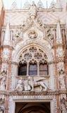 Καθεδρικός ναός του SAN Marco Βενετία Ιταλία Στοκ εικόνες με δικαίωμα ελεύθερης χρήσης