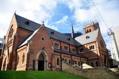Καθεδρικός ναός του ST George ` s στο Περθ, Αυστραλία Στοκ εικόνες με δικαίωμα ελεύθερης χρήσης