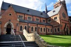 Καθεδρικός ναός του ST George ` s στο Περθ, Αυστραλία Στοκ Εικόνες