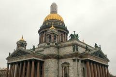 Καθεδρικός ναός του ST Isaacs στοκ φωτογραφία