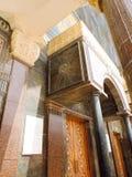 Καθεδρικός ναός του ST Mina στην Αίγυπτο Στοκ φωτογραφία με δικαίωμα ελεύθερης χρήσης